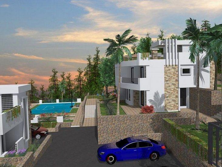 Bari townhouses